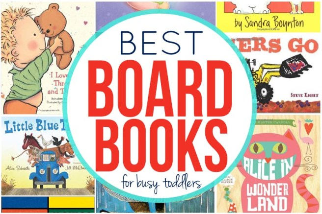 Getting a toddler to sit still long enough to read can be a challenge, but when you choose the right books, you can get them on the road to being life-long readers. Here are some of our favorites...the best board books for toddlers.