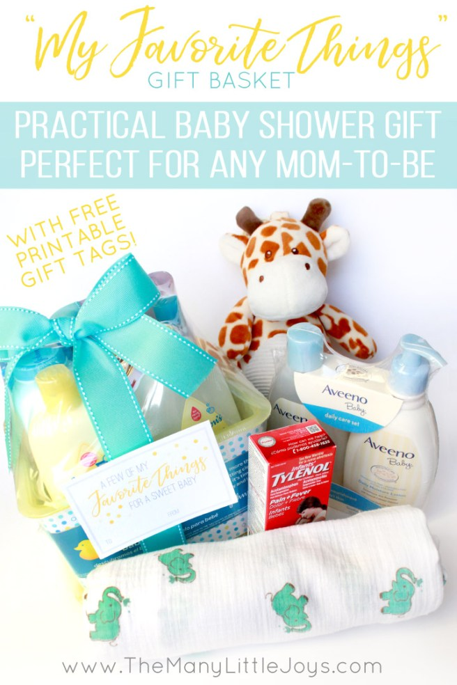 Need a baby shower gift? This simple, practical gift is something every mom-to-be needs, whether it's her first or fifth child.