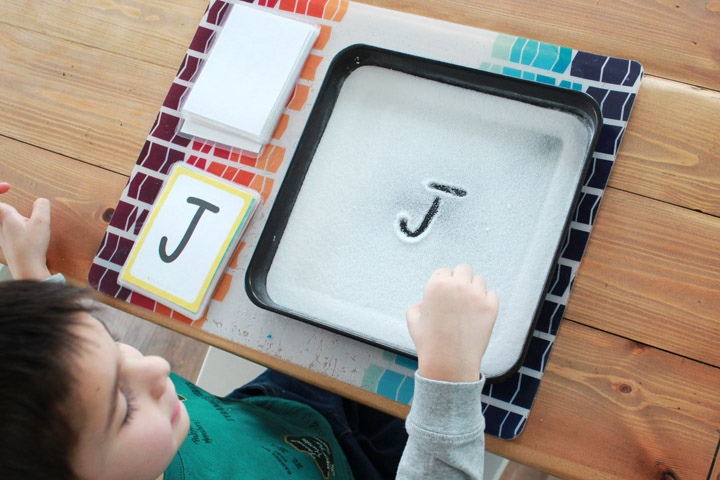 23 Unconventional (and fun!) ways to learn with alphabet