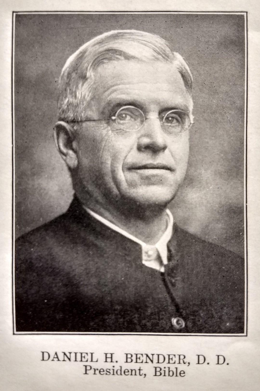 Daniel H. Bender