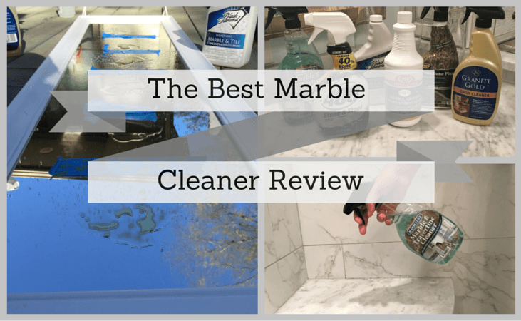 the marble cleaner