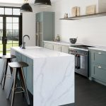 Silestone Eternal Calacatta Gold Quartz For Sale Uk The Marble Store