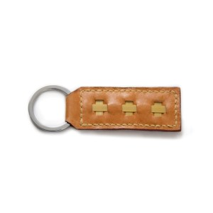 Key Rings-Hazelnut Brown