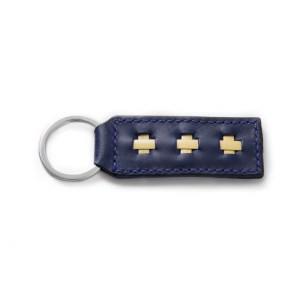 Key Rings-Marine Blue