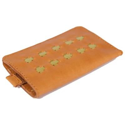 Mini Wallet Hazelnut Brown