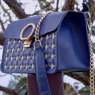 Leather Mini Purse