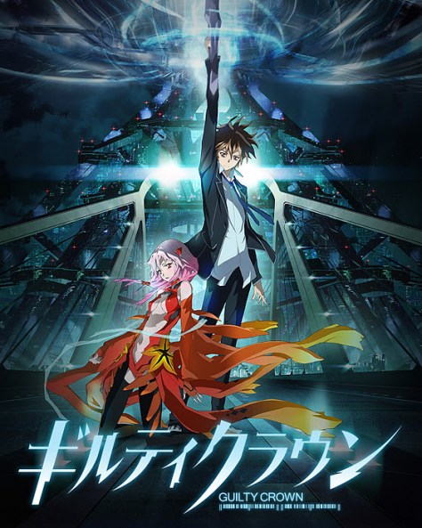 Guilty-Crown NYCC poster