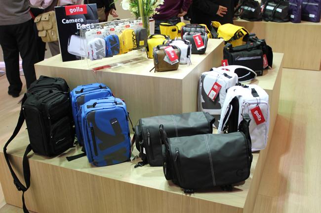 Camera Bag Collection