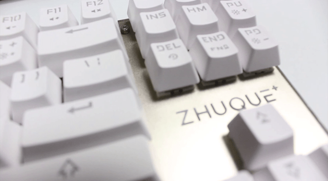 Tinier Typing – TeamWolf Zhuque Keyboard Review