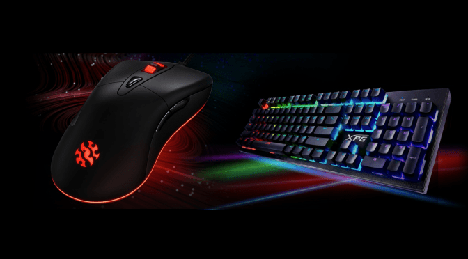 Adata adds gaming peripherals to skill set with new keyboard and mouse