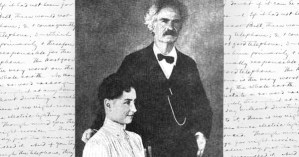 All Ideas Are Second-Hand: Mark Twain's Magnificent Letter to Helen Keller About the Myth of Originality