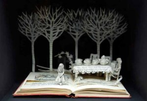 Carving Culture: Sculptural Masterpieces Made from Old Books