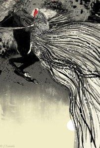 Stunning Illustrations for Irish Myths and Legends