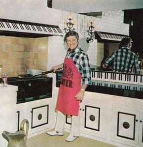 Liberace's Little-Known Cookbook