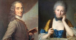 The Philosopher and the Prodigy: How Voltaire Fell in Love with a Remarkable Woman Mathematician