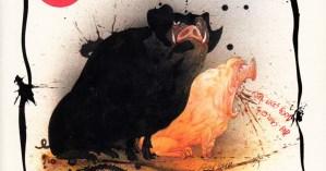 "George Orwell's ""Animal Farm"" Illustrated by Ralph Steadman"