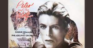 """David Bowie Narrates the Pioneering Soviet Children's Symphony """"Peter and the Wolf"""""""