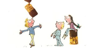 Real Recipes from Roald Dahl's Beloved Children's Books
