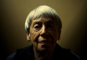"""Ursula K. Le Guin on Where Ideas Come From, the """"Secret"""" of Great Writing, and the Trap of Marketing Your Work"""