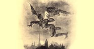 Delacroix's Rare Illustrations for Goethe's <em>Faust</em>