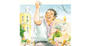 The Illustrated Story of Harvey Milk, Humanitarian Martyr for Love