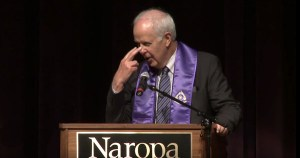 The Six Pillars of the Wholehearted Life: Parker Palmer's Spectacular Naropa University Commencement Address