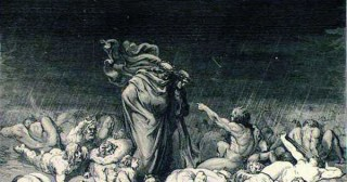 Gustave Doré's Hauntingly Beautiful Illustrations for Dante's Inferno
