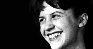 """Sylvia Plath Reads """"Spinster"""" in a Rare BBC Recording"""