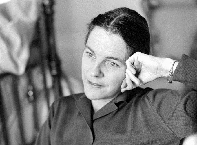 Mary McCarthy (Photograph: Getty)