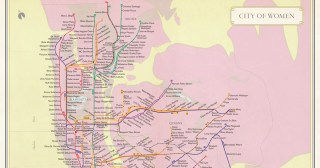 Nonstop Metropolis: An Atlas of Maps Reclaiming New York's Untold Stories and Unseen Populations