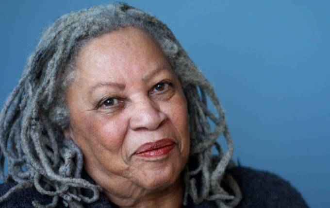 Toni Morrison (Courtesy  Alfred A. Knopf)