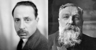 """The Invention of Empathy: Rilke, Rodin, and the Art of """"Inseeing"""""""