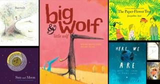 The 7 Loveliest Children's Books of 2017