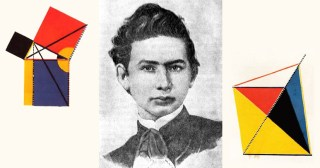How a Hungarian Teenager Revolutionized Mathematics and Equipped Einstein with the Building Blocks of Relativity
