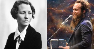 Geometry and the Art of Seeing: Iron & Wine Reads Edna St. Vincent Millay's Love Sonnet to Euclid