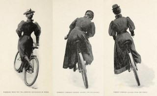 Bicycling for Ladies: An Illustrated 1896 Manifesto for the Universal Splendors of the Bicycle as an Instrument of Self-Reliance, a Training Machine for Living with Uncertainty, and a Portal to Joy
