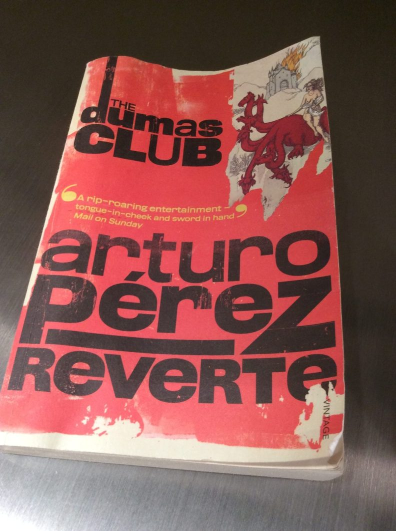 The Dumas Club by Arturo Perez-Reverte
