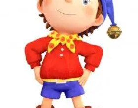 TV programme development | Noddy in Toyland