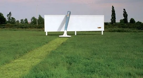 Great Marketing Communication. Bic Razor - Germany