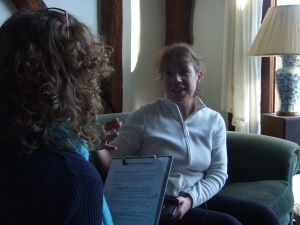 Face-to-face qualitative research