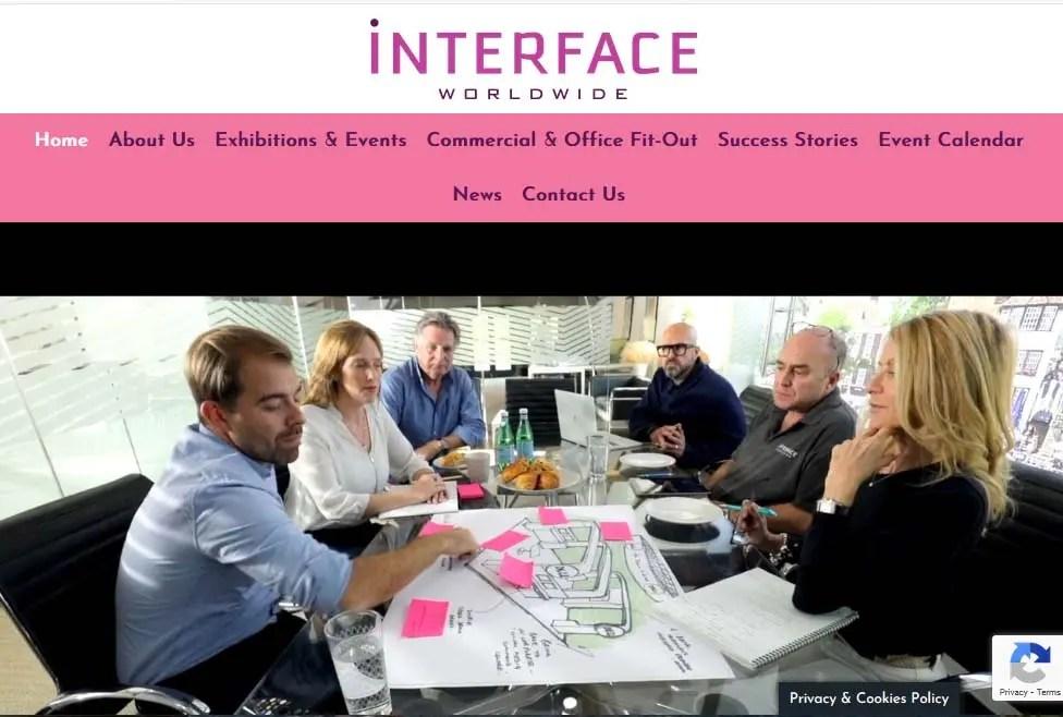 Interface Worldwide Success Story