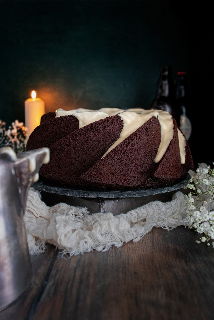 Chocolate & Guinness Cake
