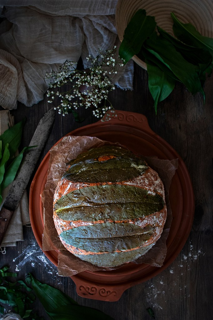 Wild Garlic Loaf