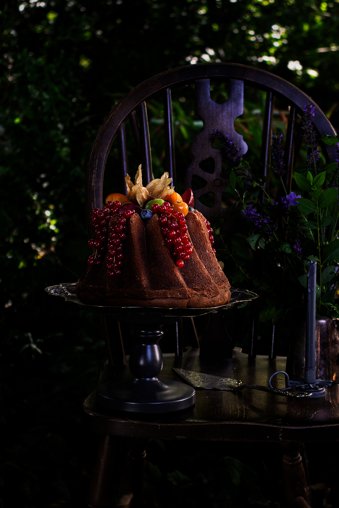 Cardamom & Yogurt Cake