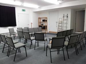 Rehearsal Area