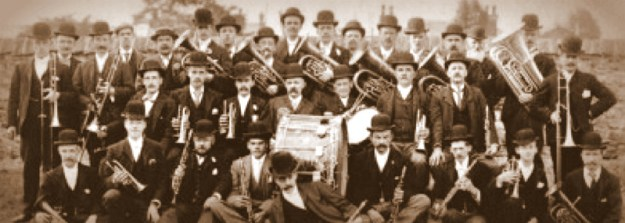 Marple Band History