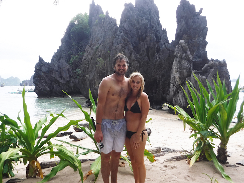 El Nido island hopping tours - the married wanderers