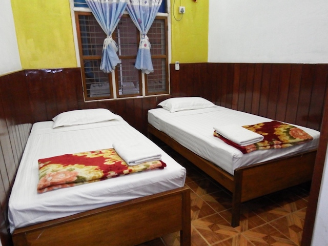 Myanmar Budget Accommodation