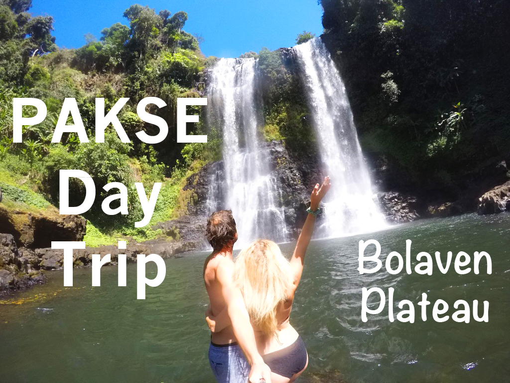 Pakse day trip to the Bolaven Plateau