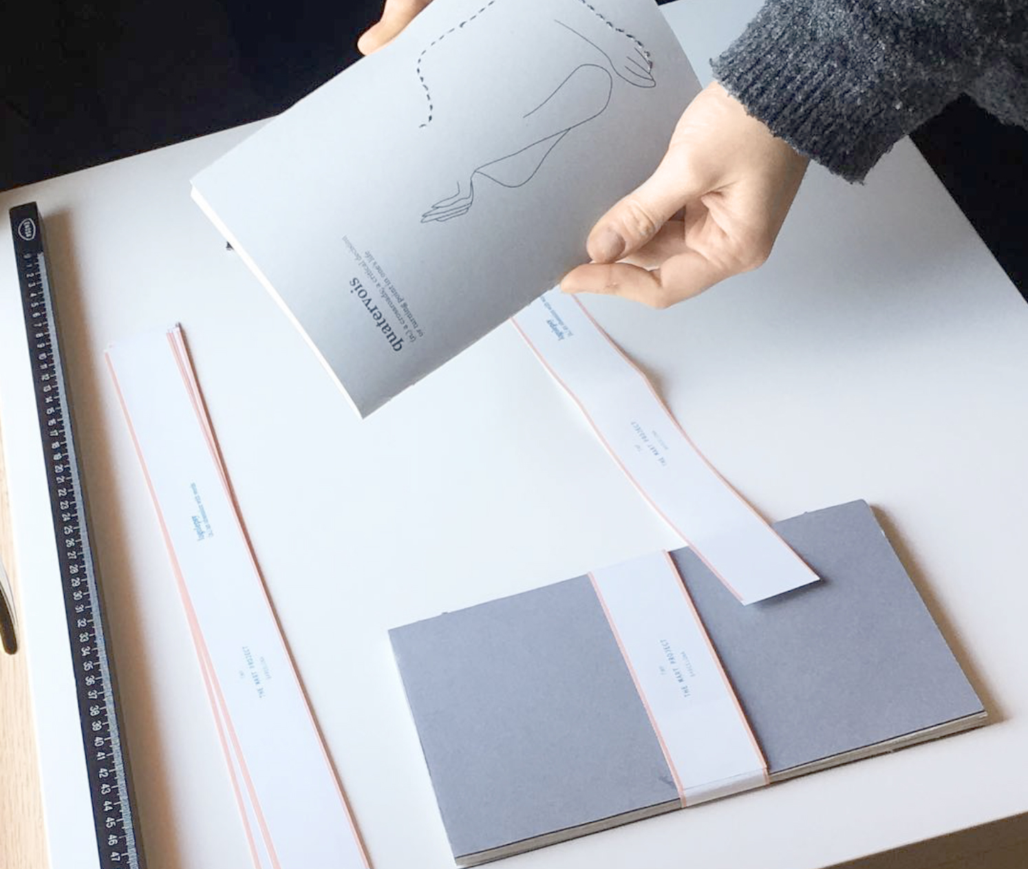 Making off Notebooks